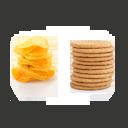 Biscuit - crisps