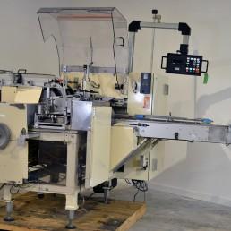Loesch LTM-GR chocolate wrapper machine