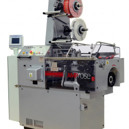 cut and wrap machine