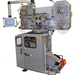 high speed cut and wrap machine