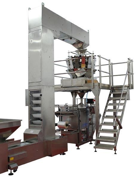 VFFS Bagging Machines