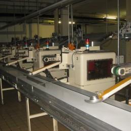 Rasch RHE foiling machines