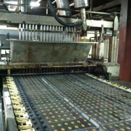 APV Baker Perkins Moulding Line