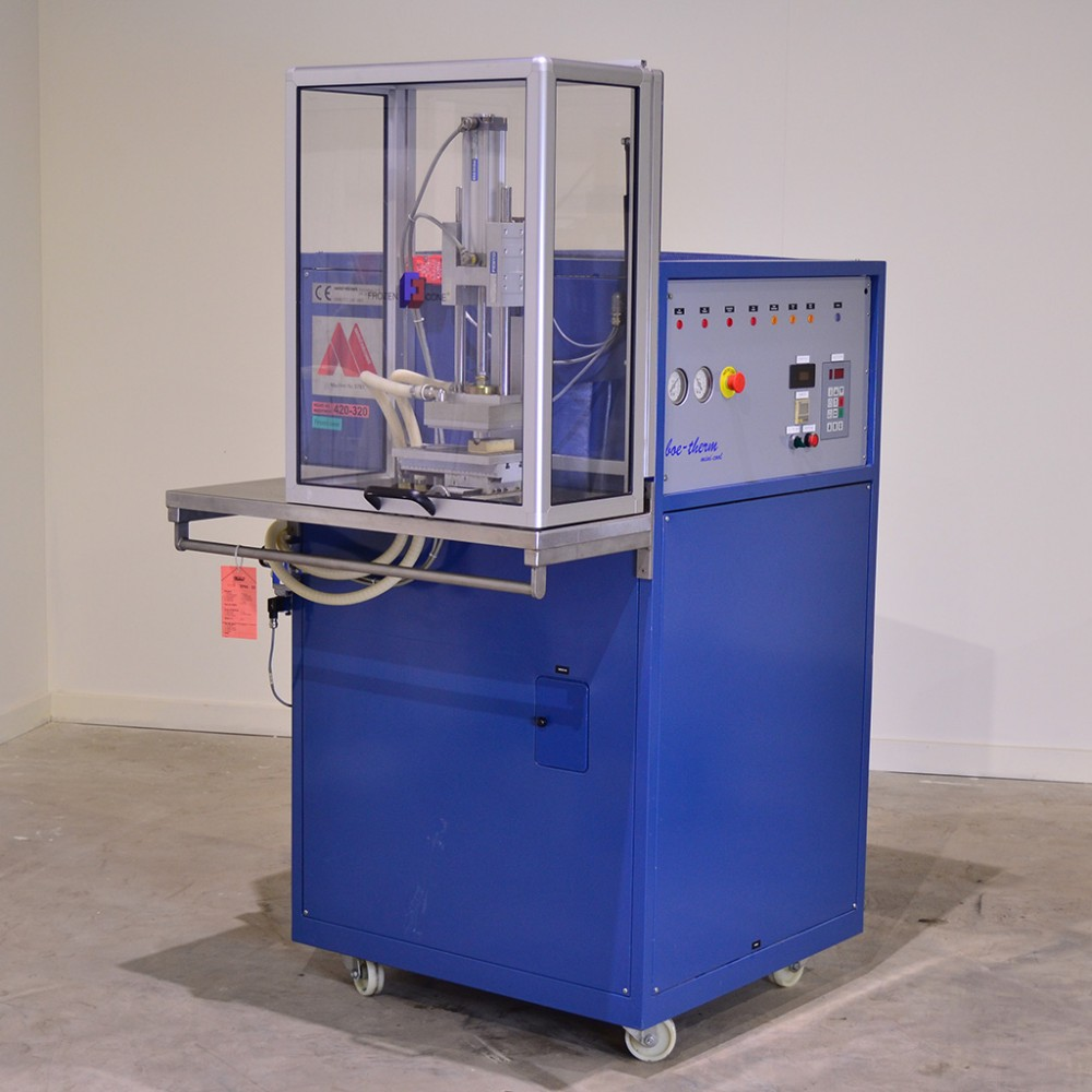 Aasted FCT Laboratory Frozen Cone Depositor