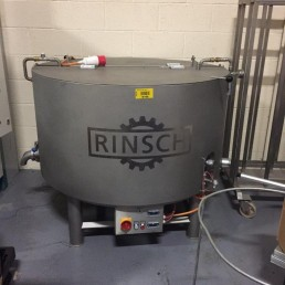 Rinsch Block Melter