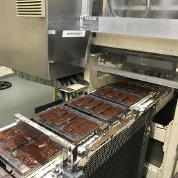 Carle & Montanari chocolate moulding line (4)