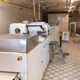 MacIntyre One Shot Chocolate Moulding Line